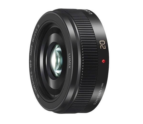 10 Most Popular Micro Four Thirds Lenses - Panasonic Lumix 20mm f/1.7 II