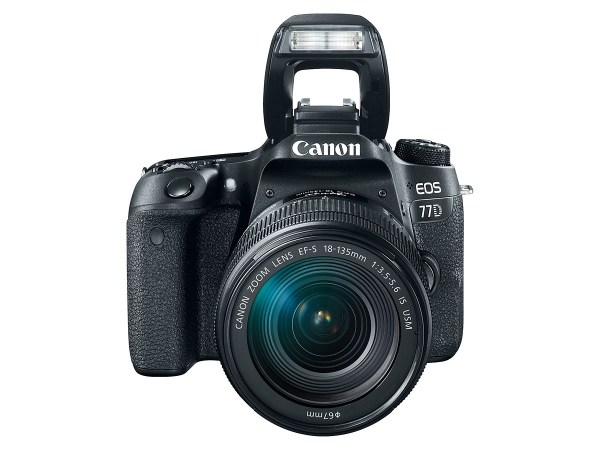 Canon EOS 77D DSLR Camera Announced
