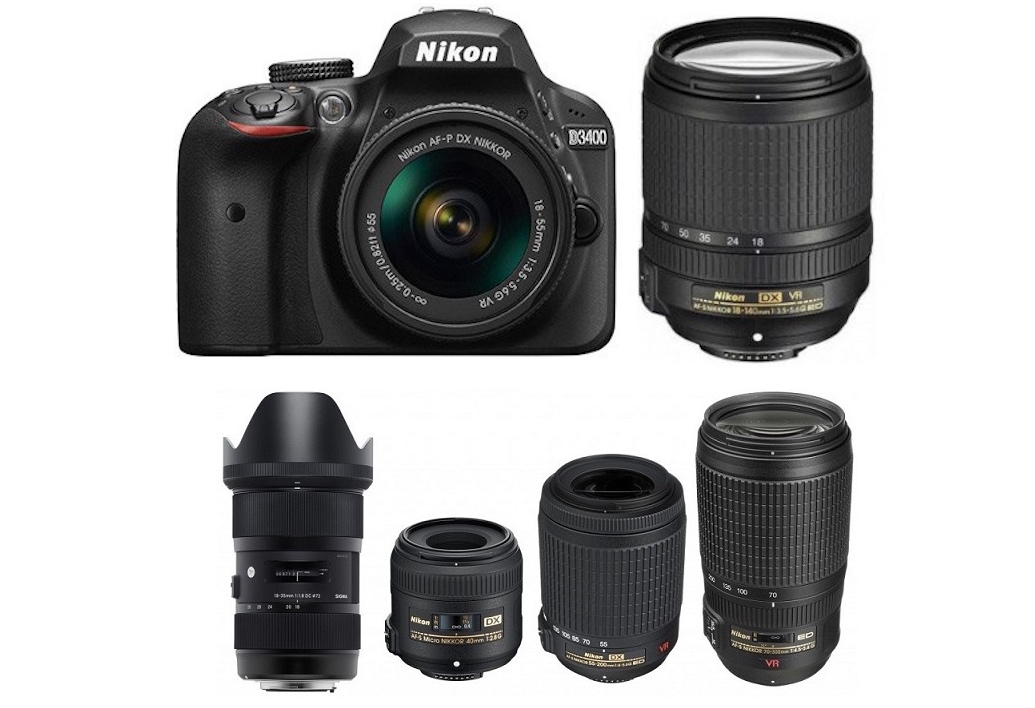 Best Lenses For Nikon D3400 Daily Camera News