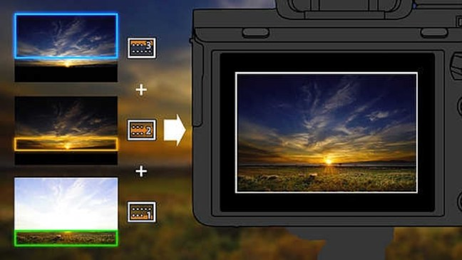 Sony Digital Filter Camera App Now Available