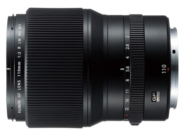 GF 110mm f/2 R LM WR Lens