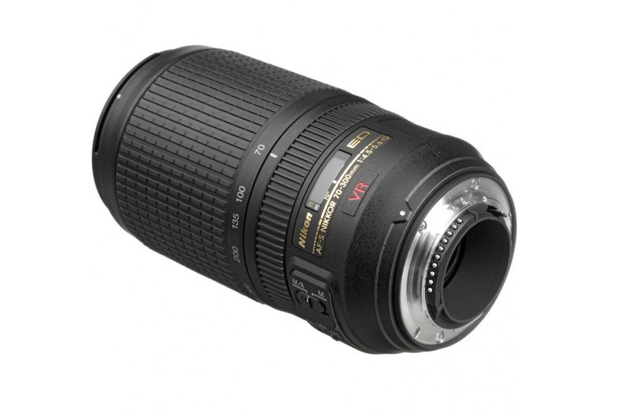 Nikon Af P Nikkor 70 300mm F 4 5 5 6 Vr Lens Coming Soon