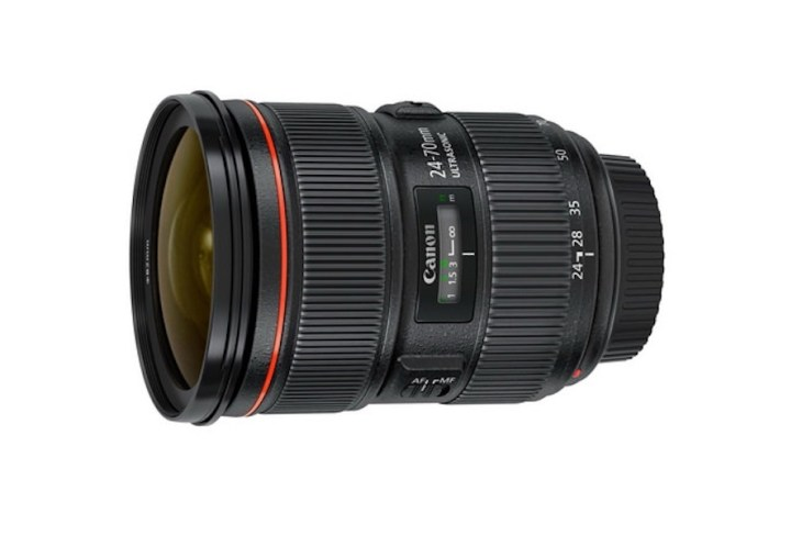 Canon EF 24-70mm f/2.8L III USM Lens Rumored for Photokina 2018