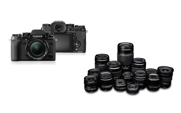 Best Lenses for Fujifilm X-T2
