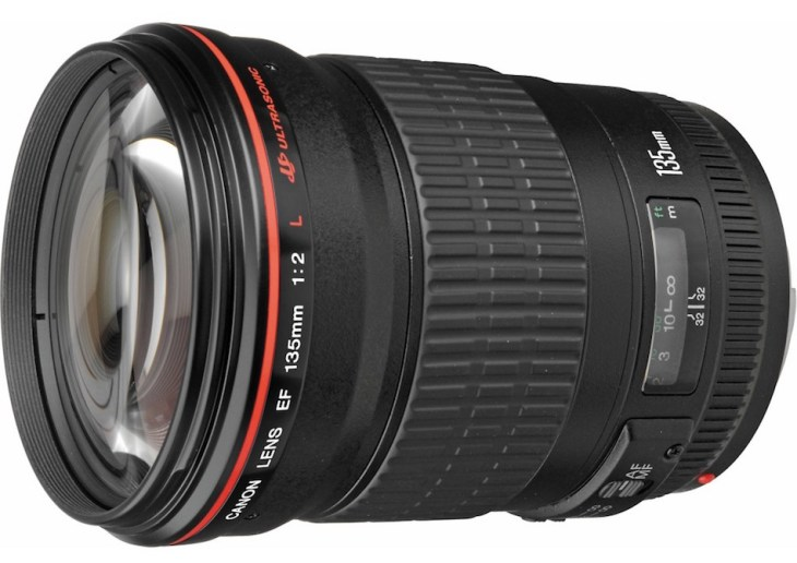 Canon EF 135mm f/2L IS USM lens to be announced at CP+ 2018
