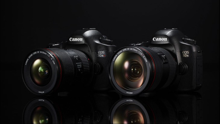Canon EOS 5DS Mark II Rumored to be Announced in First Half of 2019