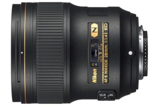 Nikon AF-S Nikkor 28mm f/1.4E ED Lens Reviews