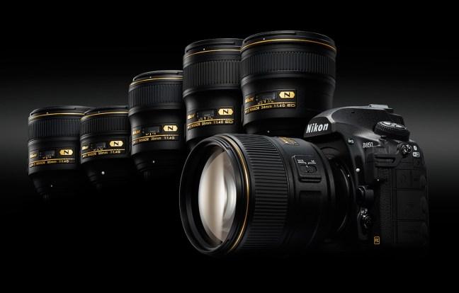 Official Nikon D850 lens recommendation list