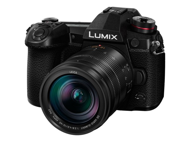 Panasonic G9 Mirrorless Camera Officially Announced