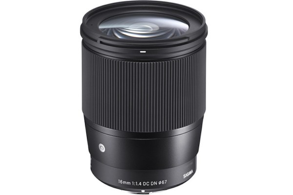 Sigma 16mm f/1.4 DC DN lens full-size sample images