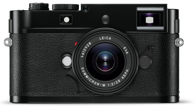 New Firmware for All Leica M Cameras Released