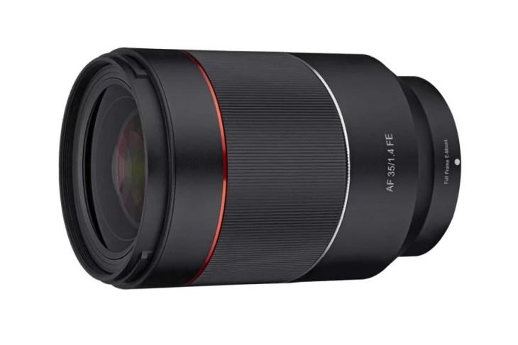 Samyang AF 35mm f/1.4 FE Reviews Roundup