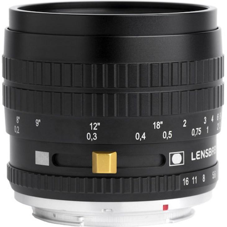 Lensbaby Burnside 35 Creative Effects Lens