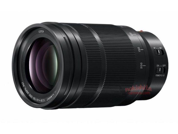 First Image of Panasonic Leica DG Vario-Elmarit 50-200mm f/2.8-4 ASPH Power OIS Lens