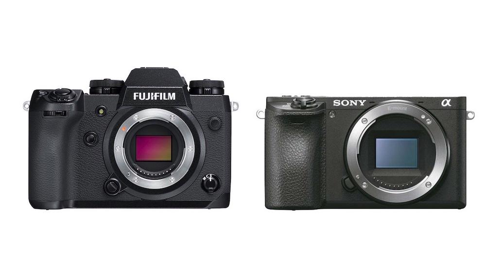 Kindle Vs Sony Reader: Fujifilm X-H1 Vs Sony A6500