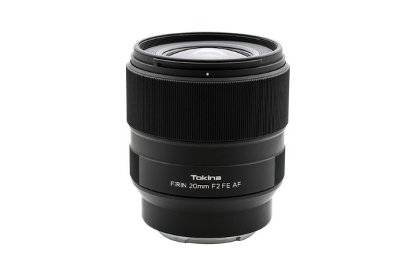 Tokina FiRIN 20mm f/2 FE AF Lens Price is $949, Available for Pre-order