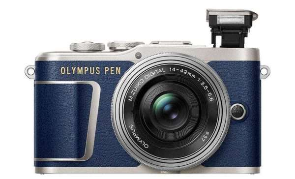 Olympus Launched Blue PEN E-PL9 Camera