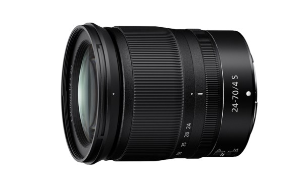 Nikon Z-mount Lenses : 24-70mm F4, 50mm F1.8 and 35mm F1.8