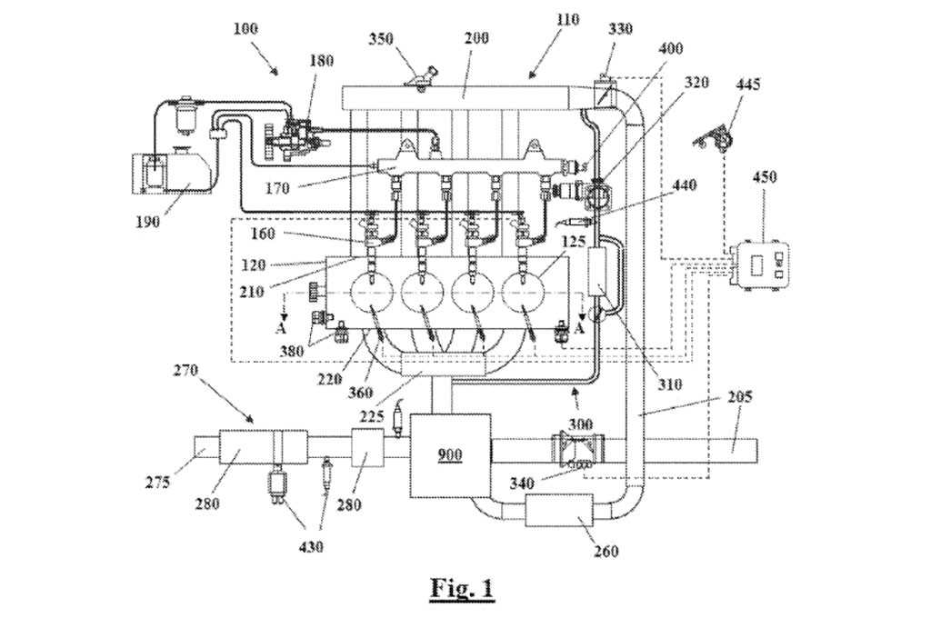 GM Patents Sequential Turbocharger System With Unique