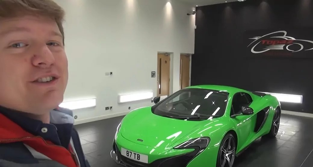 Shmee150-McLaren-Spider-Paint-Protection