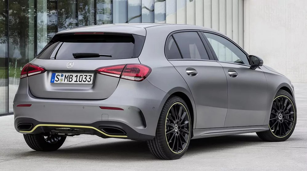Mercedes-A-Class-Second-Gen-Rear-Dailycarblog