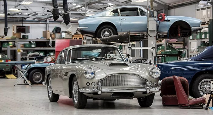 World classic cars, Aston Martin, dailycarblog