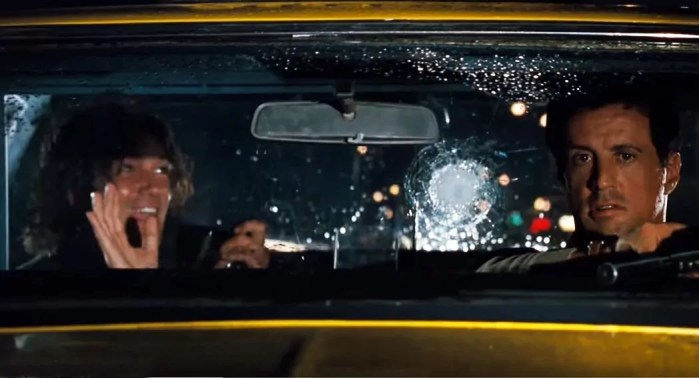 Stallone Distracted Driving