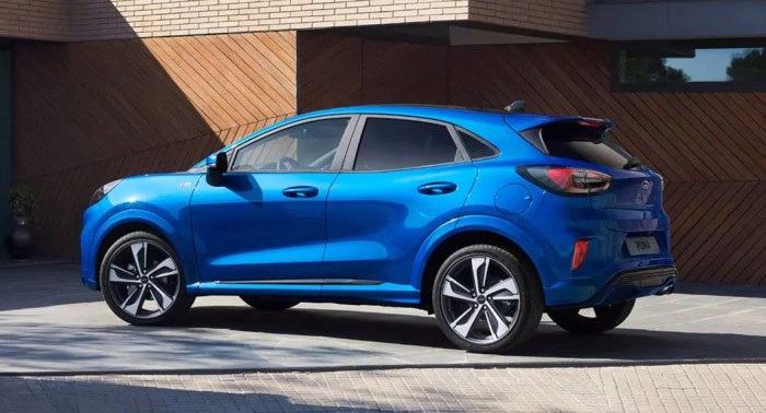 2020 Ford Puma dailycarblog.com
