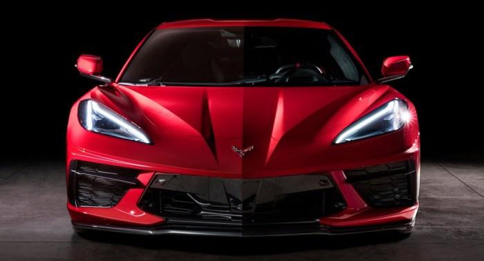 2020 Corvette C8 yanke banditos