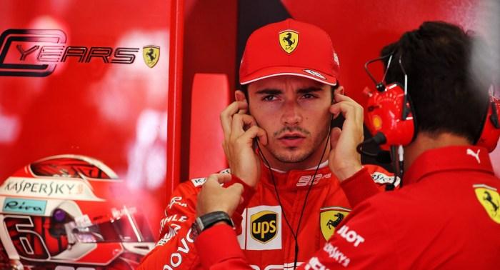 Ferrari is The Thunder
