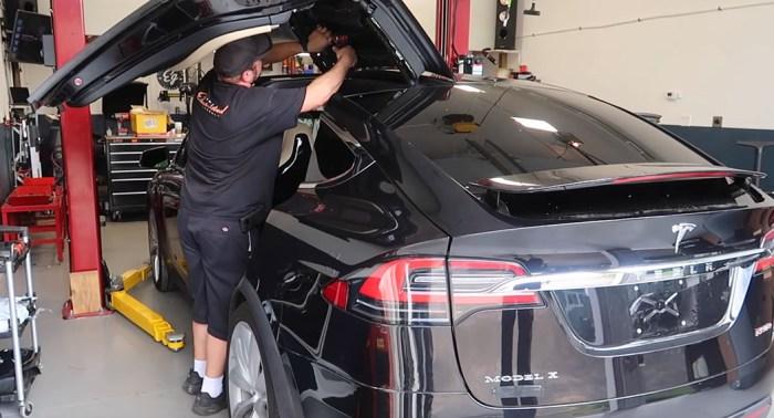 Model X Rich Rebuilds, dailycarblog.com