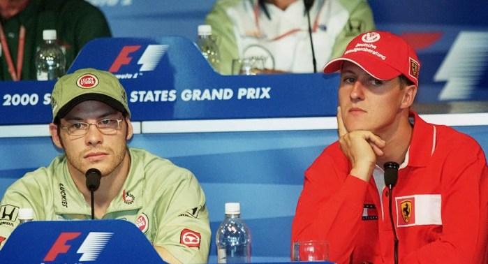 Villeneuve shades Lewis Hamilton dailycarblog.com
