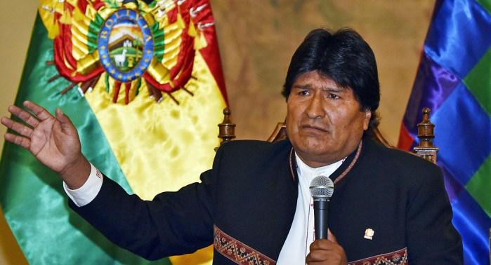 Evo Morales dailycarblog.com