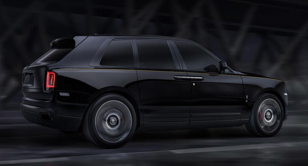 Rolls Royce Cullinan Black Bade Edition, SV, dailycarblog.com