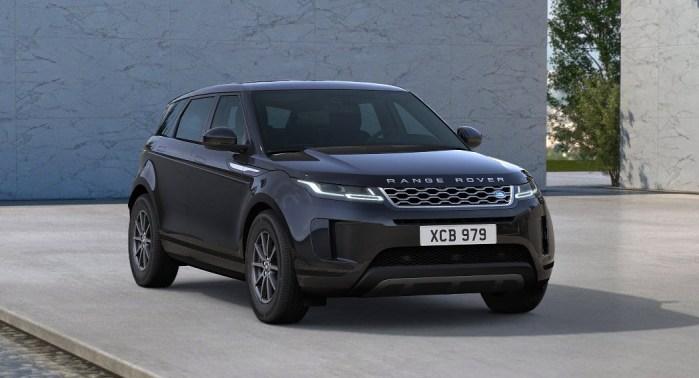 Range Rover Evoque, dailycarblog.com