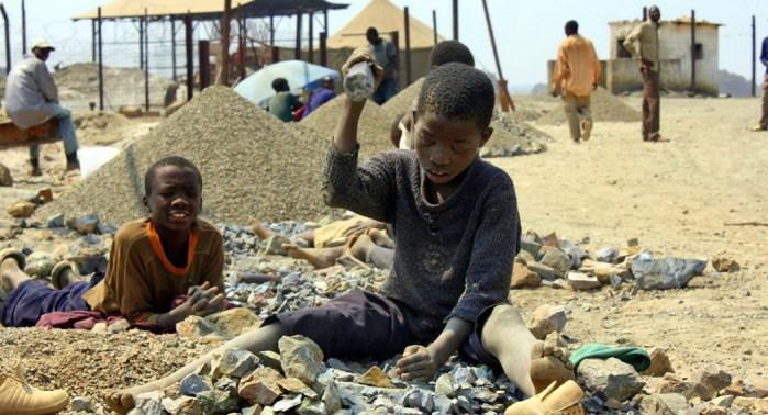 Dr Congo - Cobalt - Child mining - Dailycarblog.com