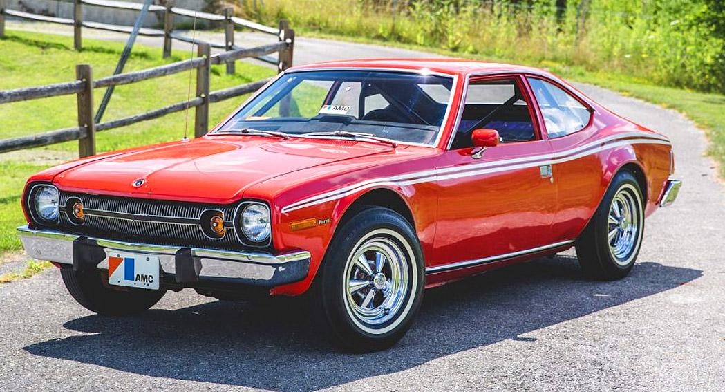 James Bond Car History - AMC Hornet - dailycarblog.com