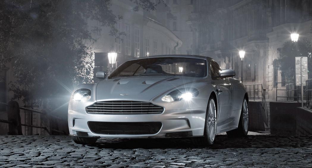 James Bond Car History - Aston Martin DBS - dailycarblog.com