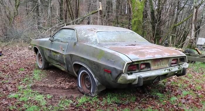 Car Restoration - Junk Car - Dailycarblog.com