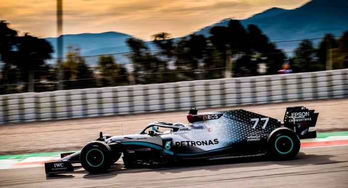 2020 - F1 Winter Testing - Dailycarblog.com