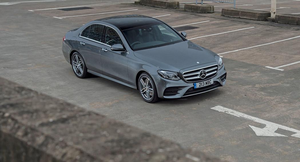 Mercedes E Class Review - AMG Line Edition - 220d - Dailycarblog - 004
