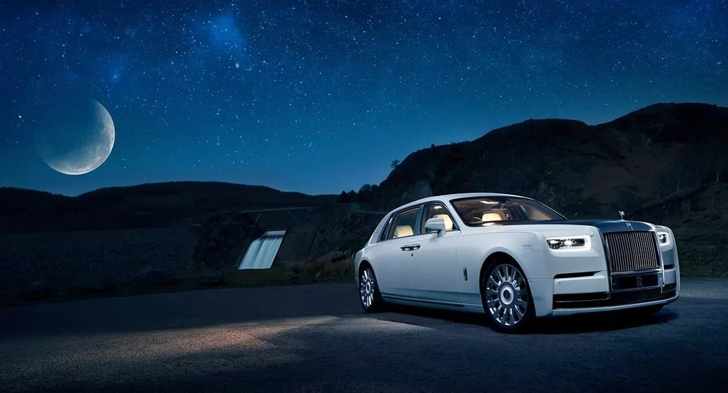 Luxury Technology - Rolls ROyce - Phantom - Moon - Dailycarblog.com