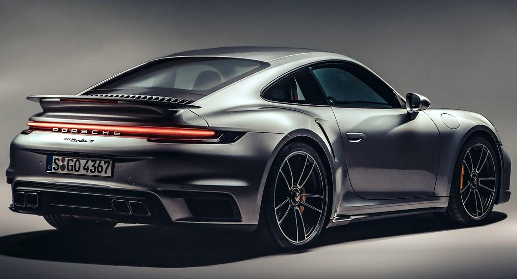 Porsche 911 Turbo S - 2020 - RQ - Dailycarblog.com