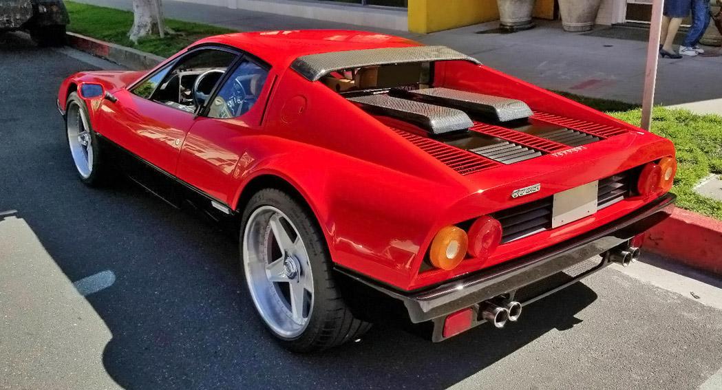 Ferrari 512 BBi, RQ, dailycarblog