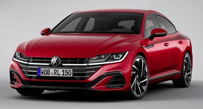 VW Arteon 2020 Update Mr Red dailycarblog