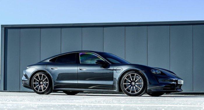 Porsche Electric Cars, dailycarblog