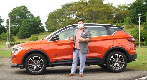 Proton X50 SUV - Dailycarblog
