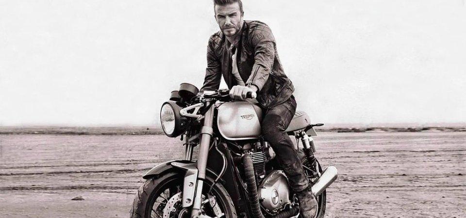 Beckham And Belstaff - Daily Car Blog