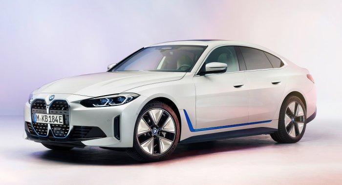 BMW i4 - dailycarblog