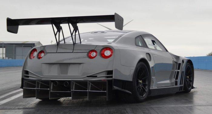Nissan JRM GT23 - Rear - Daily Car Blog